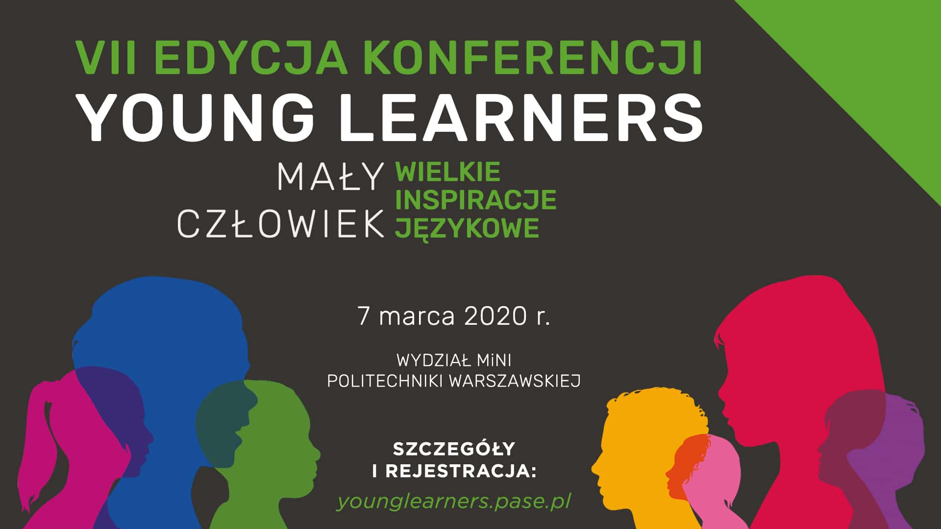 VII edycja PASE Young Learners
